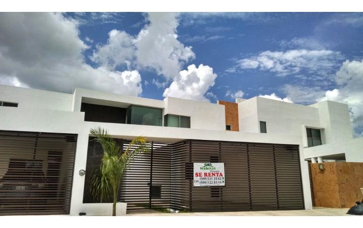 Foto de casa en renta en  , altabrisa, m?rida, yucat?n, 1242909 No. 01