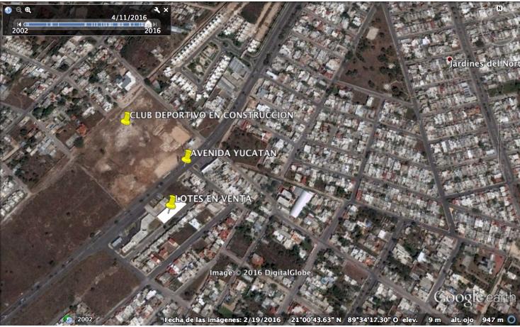 Foto de terreno habitacional en venta en  , altabrisa, mérida, yucatán, 1248481 No. 03