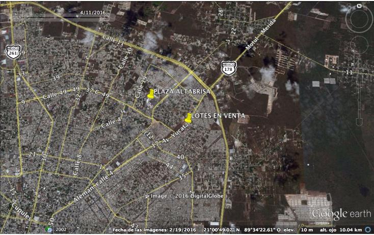 Foto de terreno habitacional en venta en  , altabrisa, mérida, yucatán, 1248481 No. 08