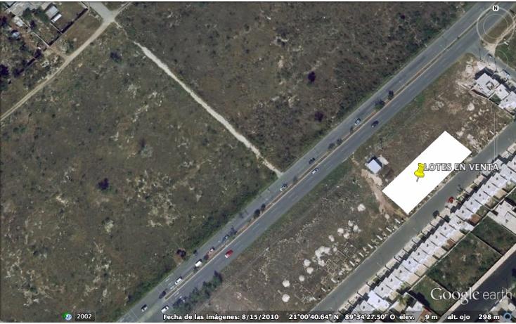 Foto de terreno habitacional en venta en  , altabrisa, mérida, yucatán, 1248481 No. 09