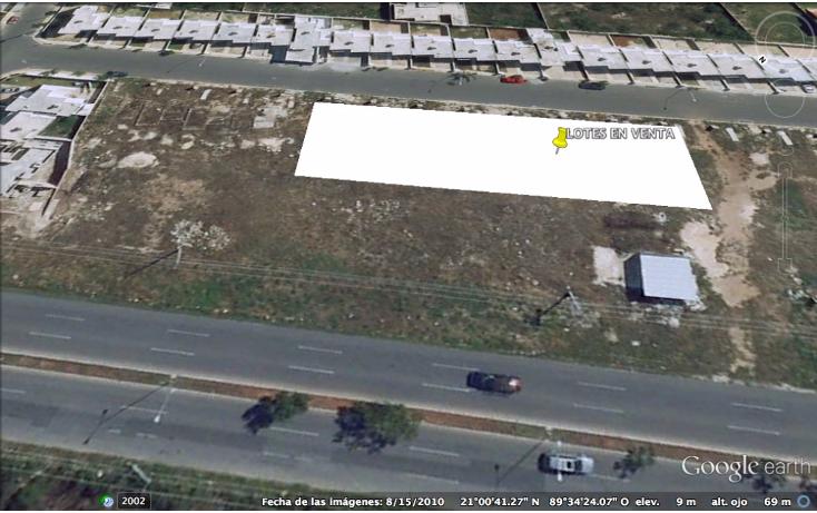 Foto de terreno habitacional en venta en  , altabrisa, mérida, yucatán, 1248481 No. 10
