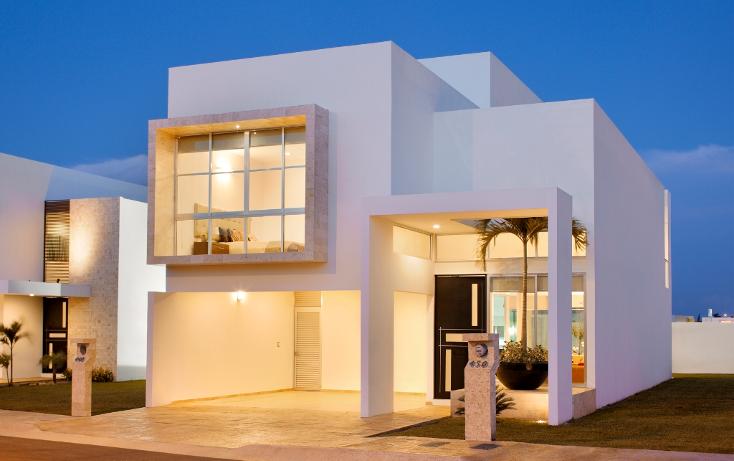 Foto de casa en venta en  , altabrisa, mérida, yucatán, 1254817 No. 01