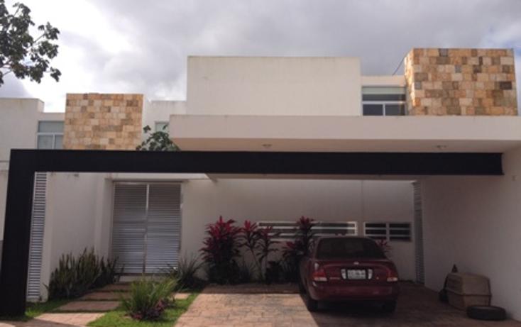 Foto de casa en renta en  , altabrisa, mérida, yucatán, 1254827 No. 01