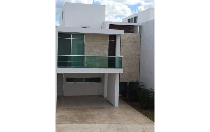 Foto de casa en venta en  , altabrisa, mérida, yucatán, 1260483 No. 01