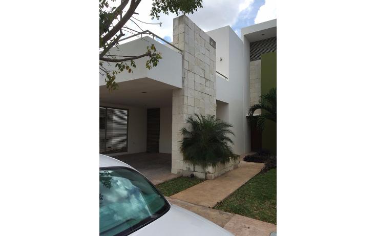 Foto de casa en renta en  , altabrisa, mérida, yucatán, 1263897 No. 01