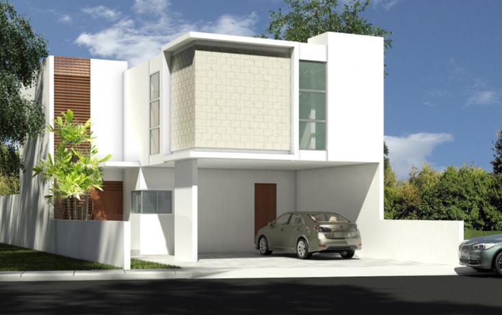 Foto de casa en venta en  , altabrisa, mérida, yucatán, 1271229 No. 01