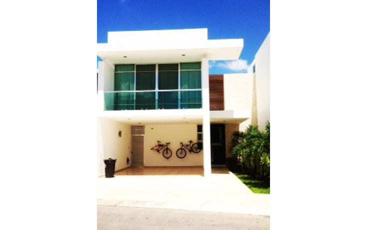 Foto de casa en renta en  , altabrisa, m?rida, yucat?n, 1272157 No. 01