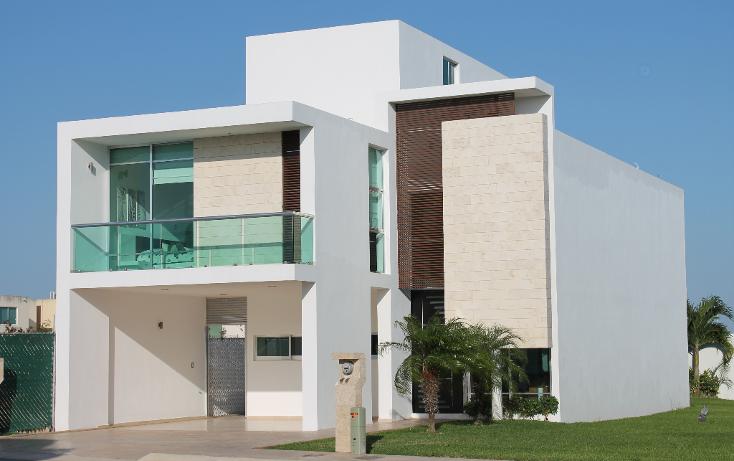 Foto de casa en venta en  , altabrisa, mérida, yucatán, 1276221 No. 01