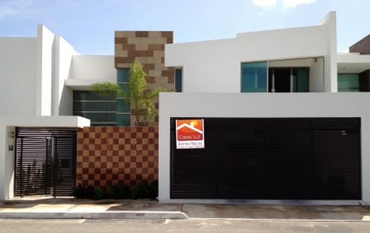 Foto de casa en venta en  , altabrisa, mérida, yucatán, 1279219 No. 01