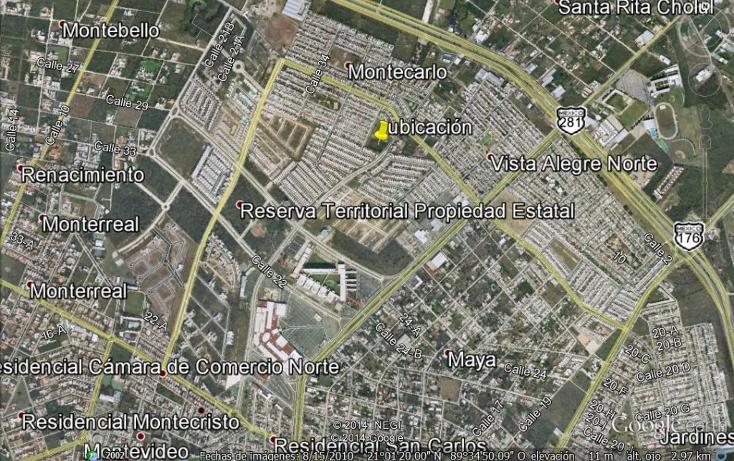 Foto de terreno comercial en venta en  , altabrisa, mérida, yucatán, 1282985 No. 06