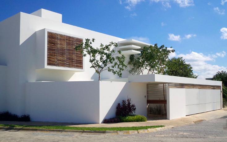 Foto de casa en venta en  , altabrisa, mérida, yucatán, 1289311 No. 01