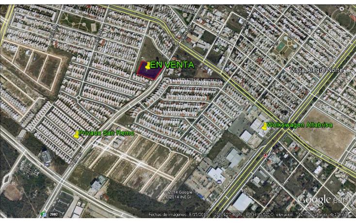 Foto de terreno habitacional en venta en  , altabrisa, mérida, yucatán, 1290457 No. 03