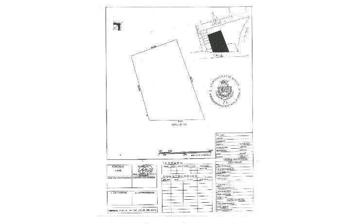 Foto de terreno habitacional en venta en  , altabrisa, mérida, yucatán, 1290457 No. 04