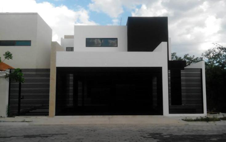 Foto de casa en venta en  , altabrisa, mérida, yucatán, 1292335 No. 01