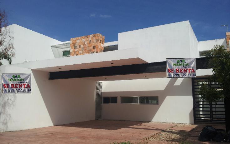 Foto de casa en renta en  , altabrisa, m?rida, yucat?n, 1297307 No. 01