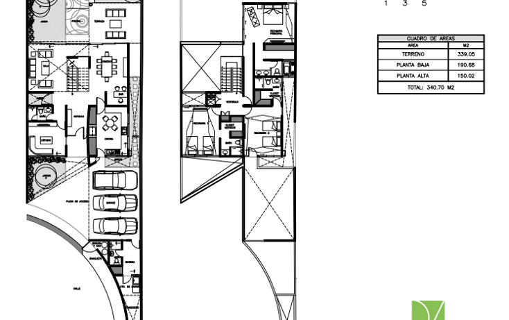 Foto de casa en venta en  , altabrisa, mérida, yucatán, 1298429 No. 02
