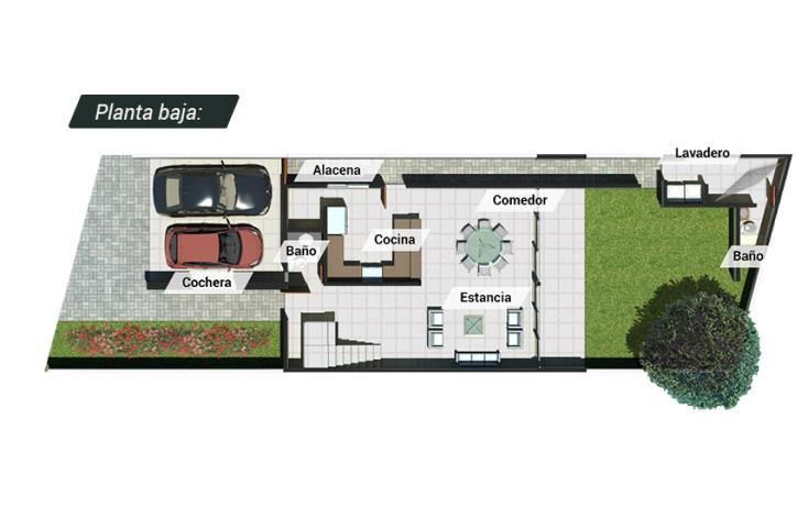 Foto de casa en venta en  , altabrisa, mérida, yucatán, 1426831 No. 06