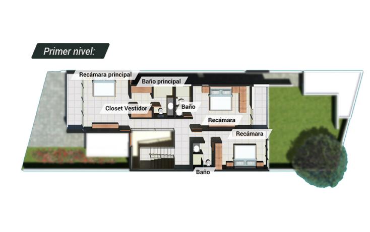 Foto de casa en venta en  , altabrisa, mérida, yucatán, 1426831 No. 07