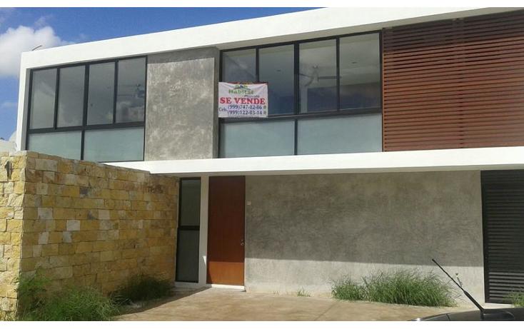 Foto de casa en venta en  , altabrisa, m?rida, yucat?n, 1432869 No. 01