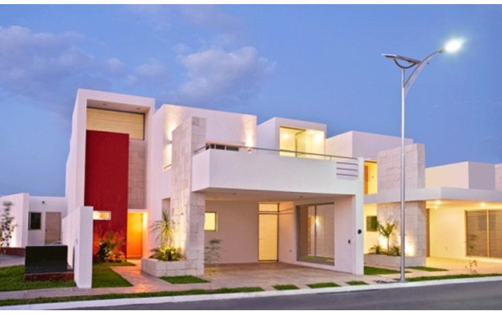 Foto de casa en venta en  , altabrisa, mérida, yucatán, 1443909 No. 01