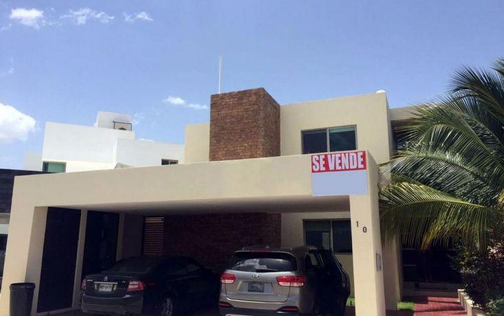 Foto de casa en condominio en venta en, altabrisa, mérida, yucatán, 1467177 no 01