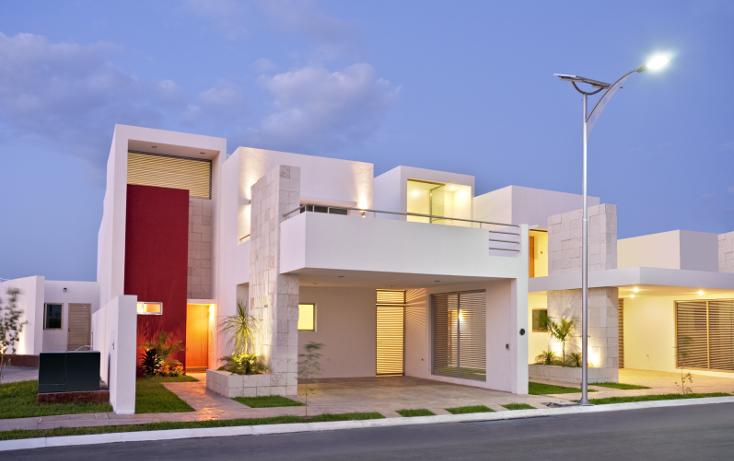 Foto de casa en venta en  , altabrisa, mérida, yucatán, 1475971 No. 01