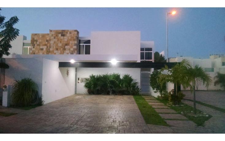Foto de casa en venta en  , altabrisa, mérida, yucatán, 1501629 No. 01