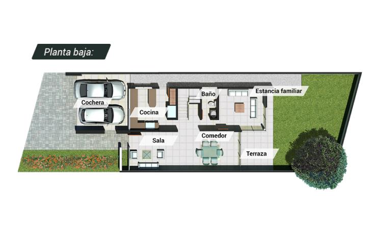 Foto de casa en venta en  , altabrisa, mérida, yucatán, 1514754 No. 07
