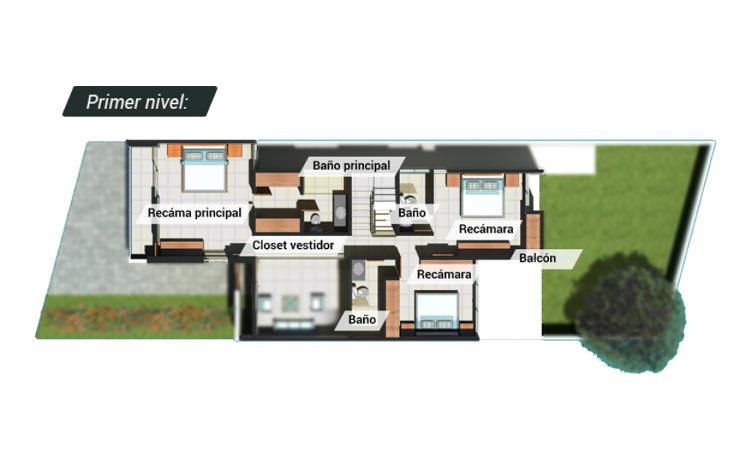 Foto de casa en condominio en venta en  , altabrisa, m?rida, yucat?n, 1514754 No. 08
