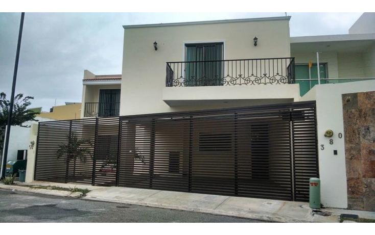 Foto de casa en renta en  , altabrisa, mérida, yucatán, 1521493 No. 01