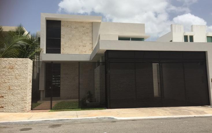 Foto de casa en renta en  , altabrisa, m?rida, yucat?n, 1619006 No. 01
