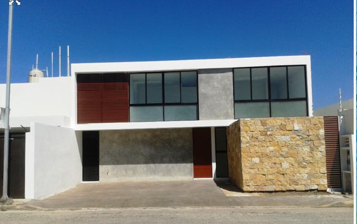 Foto de departamento en renta en  , altabrisa, mérida, yucatán, 1679110 No. 01