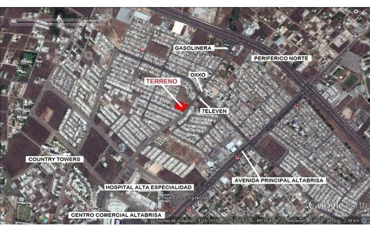 Foto de terreno comercial en venta en  , altabrisa, mérida, yucatán, 1693702 No. 02