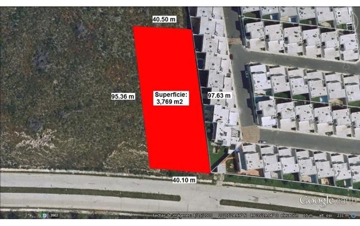 Foto de terreno comercial en venta en  , altabrisa, mérida, yucatán, 1694174 No. 01
