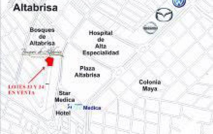 Foto de terreno habitacional en venta en, altabrisa, mérida, yucatán, 1719000 no 02