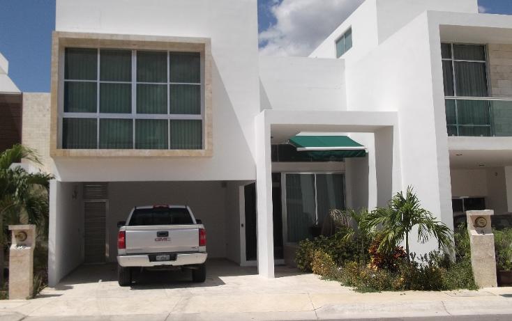 Foto de casa en renta en  , altabrisa, mérida, yucatán, 1723692 No. 01