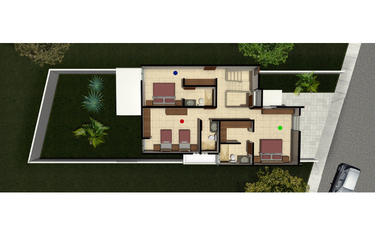 Foto de casa en venta en  , altabrisa, mérida, yucatán, 1742469 No. 04