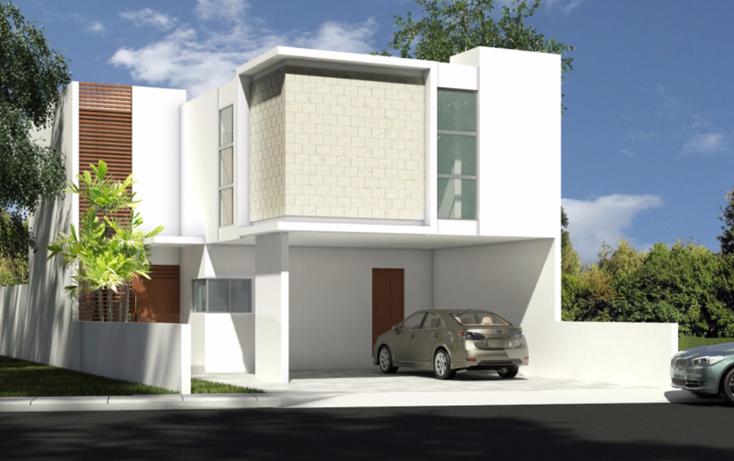 Foto de casa en venta en  , altabrisa, mérida, yucatán, 1744411 No. 01