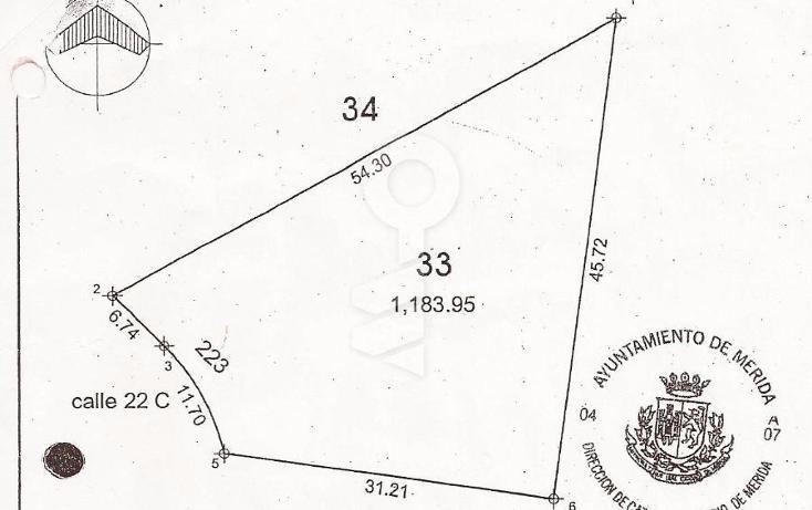 Foto de terreno habitacional en venta en  , altabrisa, mérida, yucatán, 1749912 No. 03