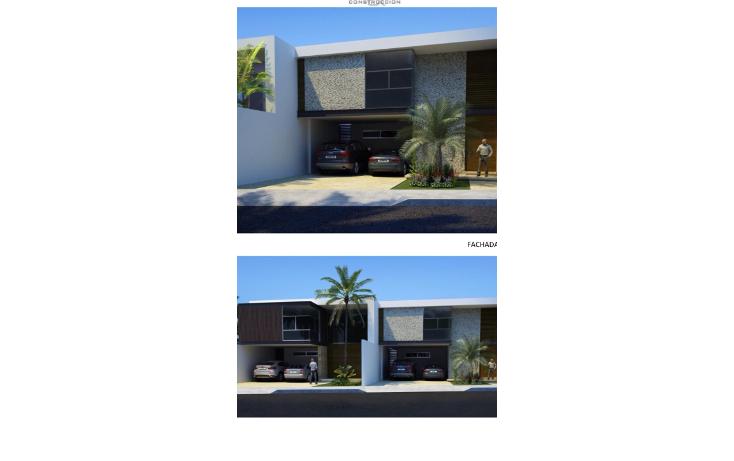 Foto de casa en venta en  , altabrisa, mérida, yucatán, 1767590 No. 01