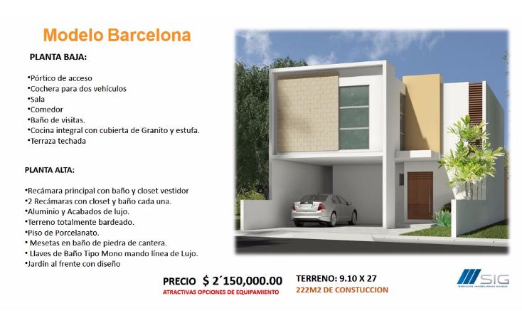 Foto de casa en venta en  , altabrisa, mérida, yucatán, 1771796 No. 01