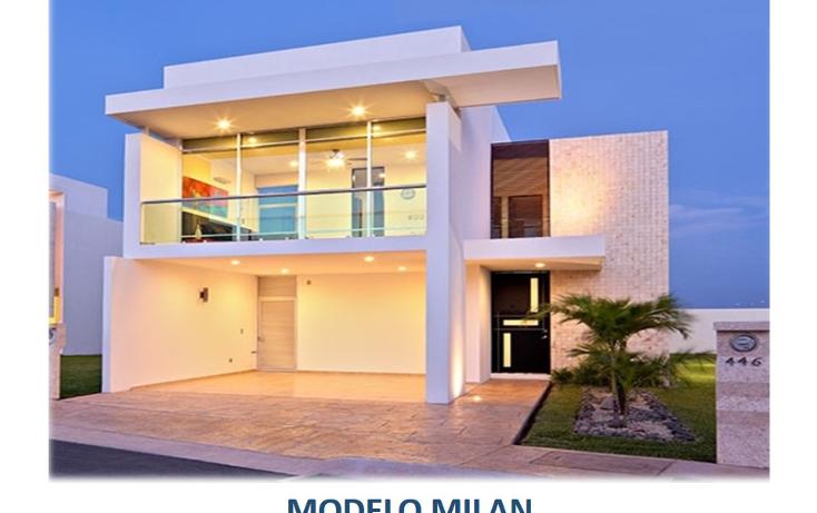 Foto de casa en venta en  , altabrisa, mérida, yucatán, 1771844 No. 01