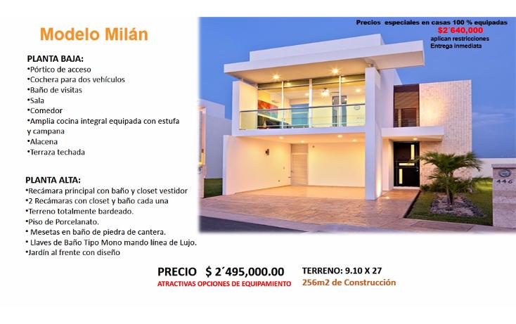 Foto de casa en venta en  , altabrisa, mérida, yucatán, 1771844 No. 02