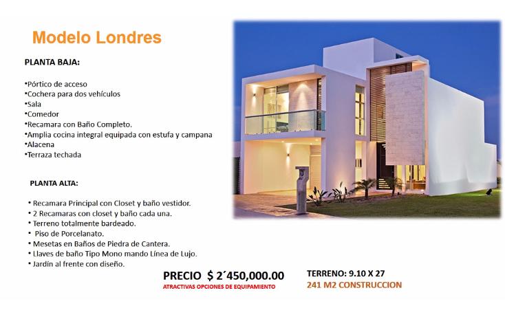 Foto de casa en venta en  , altabrisa, mérida, yucatán, 1777654 No. 02