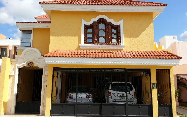 Foto de casa en venta en  , altabrisa, mérida, yucatán, 1808536 No. 01