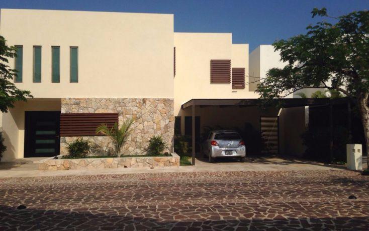 Foto de casa en condominio en renta en, altabrisa, mérida, yucatán, 1813830 no 01