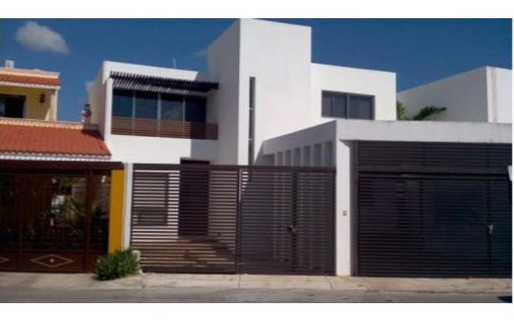 Foto de casa en venta en  , altabrisa, mérida, yucatán, 1817932 No. 01