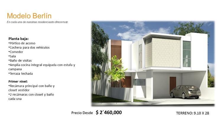 Foto de casa en venta en, altabrisa, mérida, yucatán, 1927673 no 01