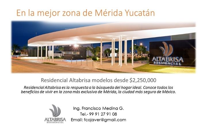 Foto de casa en venta en  , altabrisa, mérida, yucatán, 1927675 No. 04