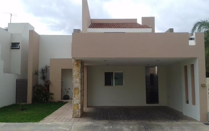 Foto de casa en venta en  , altabrisa, mérida, yucatán, 1931696 No. 01